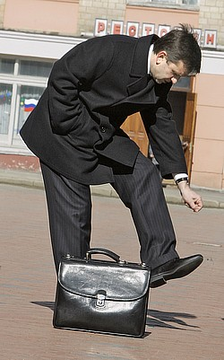 Портфель заказов на нужды Пенсионного фонда формировался еще при Михаиле Зурабове