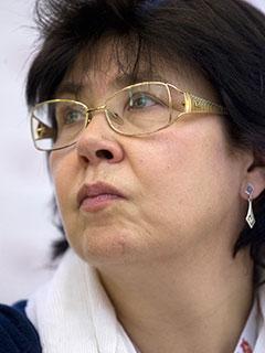 Директор Института социального анализа и прогнозирования РАНХиГС Татьяна Малева