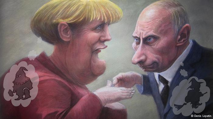 Иллюстратор Денис Лопатин