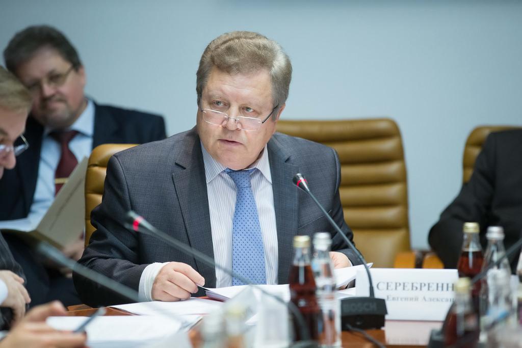 заместитель комитета Совфеда по обороне и безопасности Евгений Серебренников