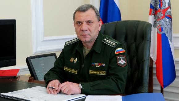 ответственный секретарь Военно-промышленной комиссии РФ Юрий Борисов