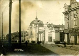 Иркутск, 20-е гг.