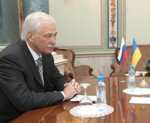 Визит Грызлова в Киев