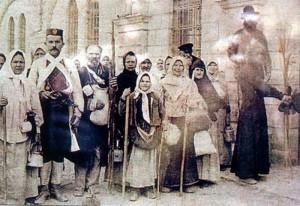 Русские паломники XIX века