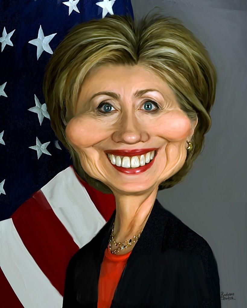 Hillary Rodham Clinton B1