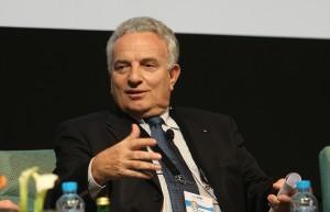 Глава финансовой комиссии WADA Франческо Риччи-Битти © EPA/ALI HAIDER
