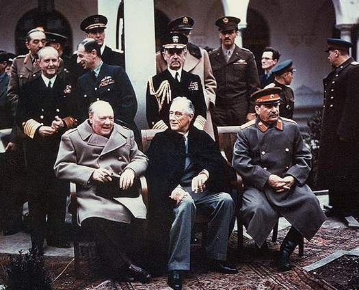 Yalta_summit_1945_with_Churchill,_