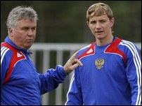 Hiddink-Pavlyuchenko