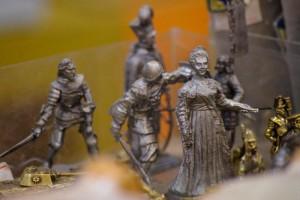 Херсонес оловянные солдатики 2