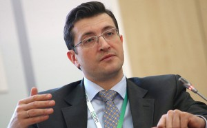 Глеб Никитин (Фото: Антон Новодережкин / ТАСС)