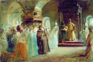 1385245690-vibor-nevesti-tsarem-alekseem-mihaylovichem-1887