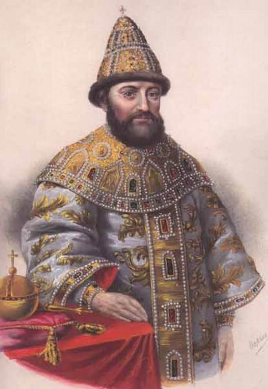 Исторический портрет михаила федоровича романова реферат 4965