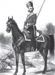 Рядовой Атаманского Его Императорского Высочества Наследника Цесаревича полка в 1838–1845 гг.