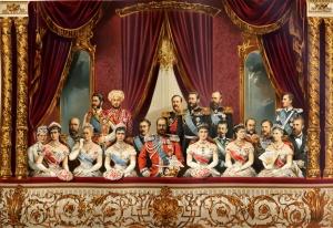 Александровский Степан Федорович (1842-1906) Народный спектакль