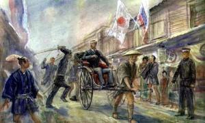 П.Илышев, Нападение на Цесаревича Николая