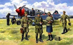 Руденко Валерий. Советские пилоты.