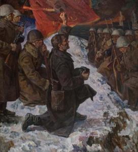 Романов Иван. Клятва.