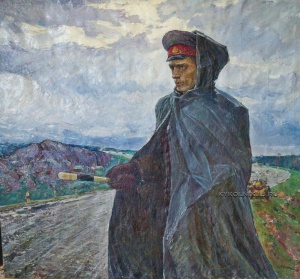Чумак Владимир Федорович (1938-2013) «На семи ветрах» 1960-е