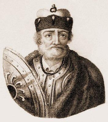 Благоверный князь Димитрий Александрович. Гравюра. 1819 г