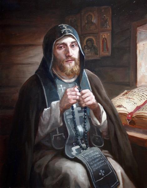 Игорь Черниговский. Худ. Алексей Шишкин