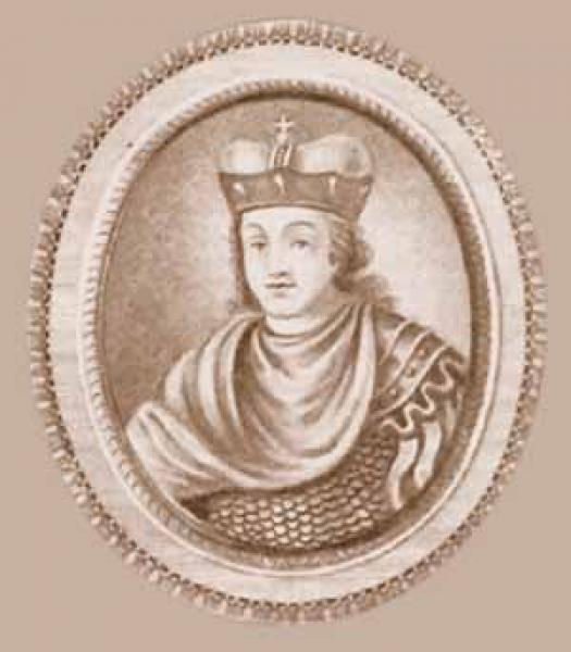 Ростислав Мстиславич. Изображение из Русского биографического словаря