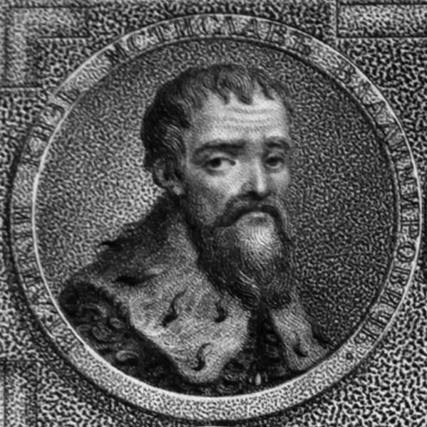 Великий князь Мстислав Владимирович (история России в гравюрах от Рюрика до Екатерины II)
