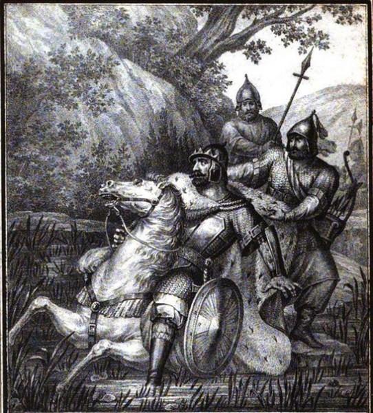 Великий князь Игорь Ольгович 1146 г. Б. Чориков