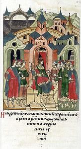 163px-Facial_Chronicle_-_b.072C_p.037_-_Konstantin_Borisovich_of_Uglich_enthroned