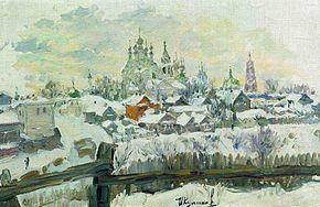 painting_of_murom_city_by_ivan_semenovich_kulikov_-1914