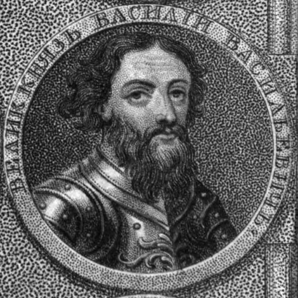 Великий князь Василий II Васильевич Тёмный, (история России в гравюрах от Рюрика до Екатерины II)