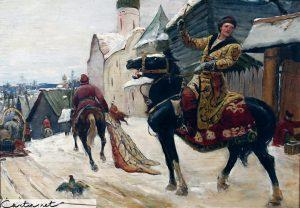 oprichniki_v_novgorode