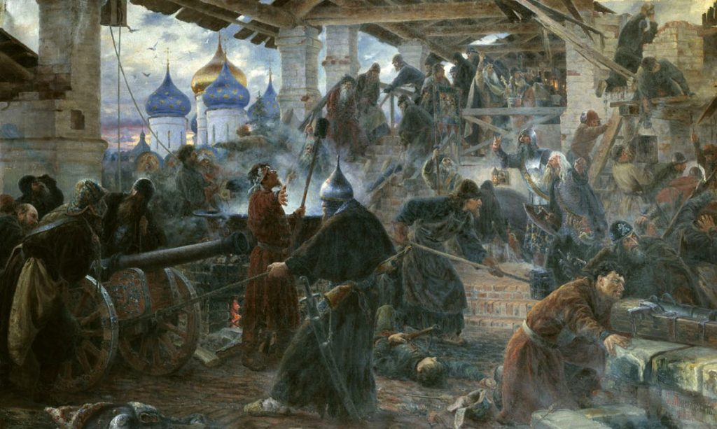 oborona_troitsie-sierghiievoi_lavry_miloradovich_sierghiei_dmitriievich_1894gh_