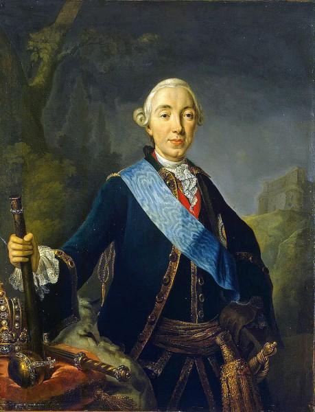 Петр III Федорович_600