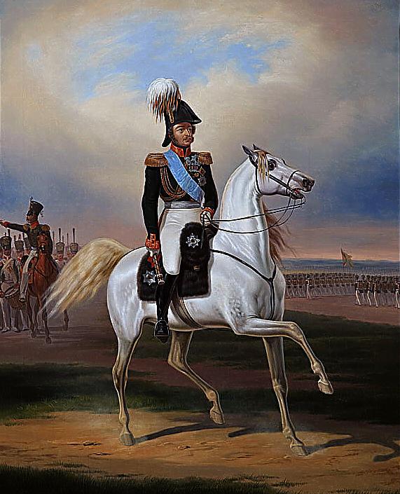 Ivan_Paskevich_on_horseback