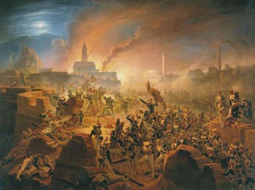 Взятие крепости Ахалцих