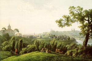 Томск в 1806 г. Мартынов