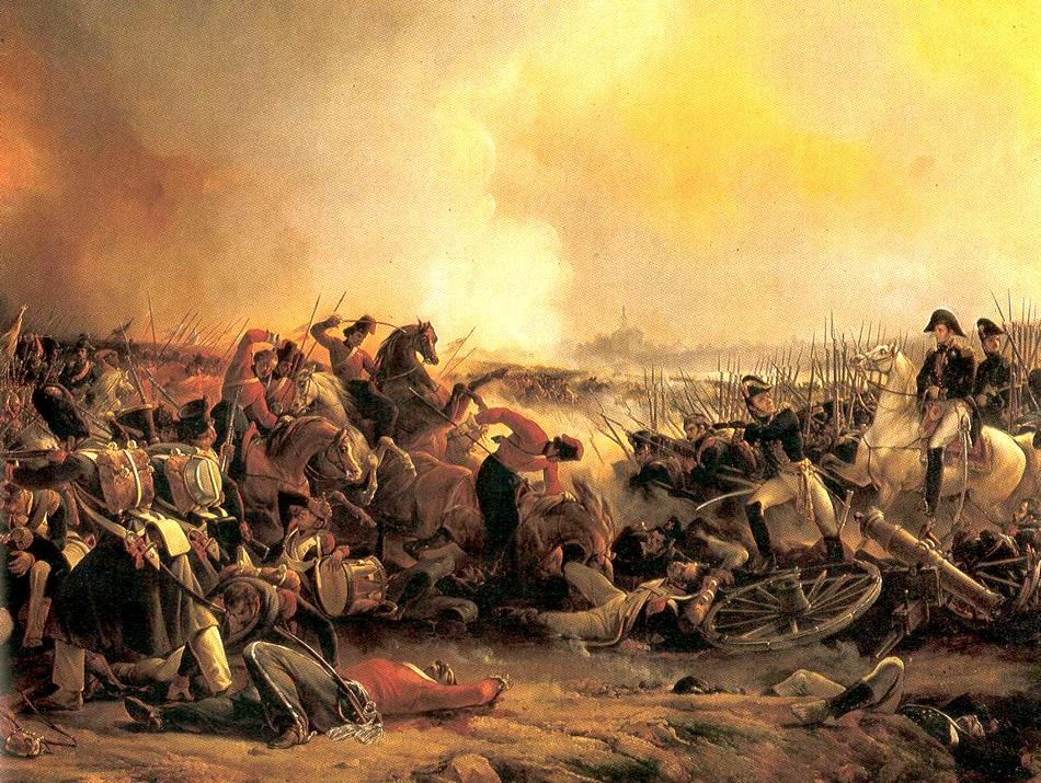 Битва при Полоцке, 18 августа 1812 года Шарль ЛАНГЛУА