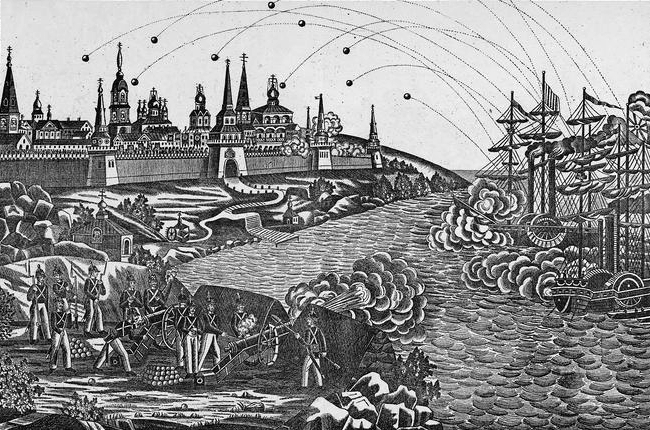 the_british_attack_of_solovetsky_monastery