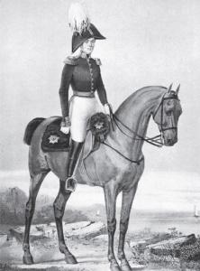 Пехотный генерал в 1817–1825 гг. Из книги Станислава Малышева - Военный Петербург эпохи Николая I