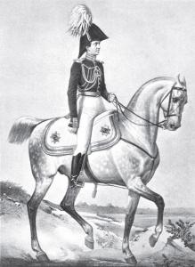 Гвардейский кавалерийский адъютант в 1815–1825 гг. ВОЕННЫЙ ПЕТЕРБУРГ ЭПОХИ НИКОЛАЯ I С. А. МАЛЫШЕВ