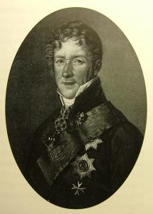 Kampengausen Baltasar Baltasarovitsch (1772-1823)