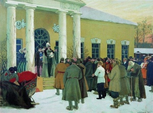 800px-Liberation_of_peasants_by_B.Kustodiev_(1907)