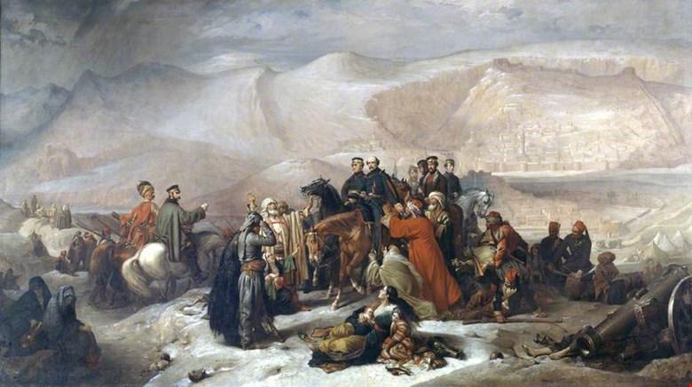 the-capitulation-of-kars-crimean-war-28-november-1855