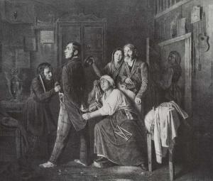pervyj-chin-syn-dyachka-proizvedennyj-v-kollezhskie-registratory-1860-litografiya-39x56-grm