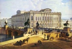 1397828215_i.-i.-sharleman.-vid-s-anichkova-mosta-na-dvorec-beloselskih-belozerskih-v-sankt-peterburge.-1850-e-gody