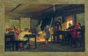 1449043513-ekzamen-v-selskoj-shkole.-1884