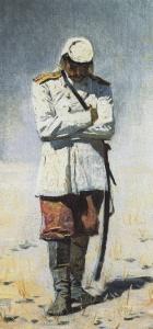 Туркестанский офицер, когда похода не будет1873. Василий Верещагин. – М., 2000