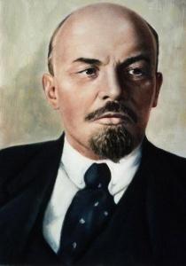 Андреев Н. Портрет В.И. Ленина