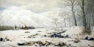 Шипка-Шейново. Скобелев на Шипке, 1878, Третьяковская галерея