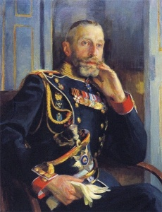 Осип Браз «Портрет Великого князя Константина Константиновича»
